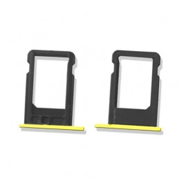 SIM TRAY PER IPHONE 5C GIALLO