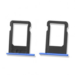 SIM TRAY PER IPHONE 5C BLU